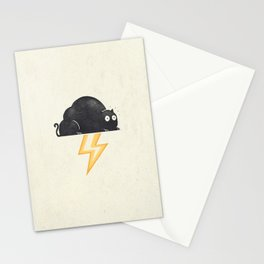 The Thunder Cat Stationery Cards
