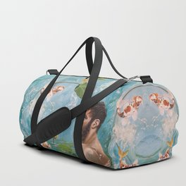 Observe and Let Go Duffle Bag