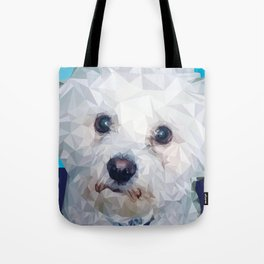 Roscoe Dog Tote Bag