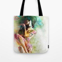 Self-Loving Embrace Tote Bag