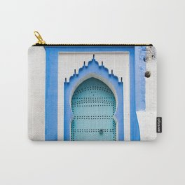 Doors - Chefchaouen, Morocco Carry-All Pouch