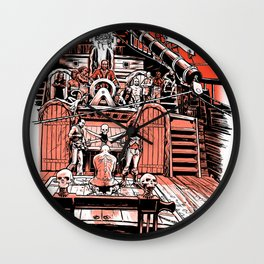 Sea of Red: Judgement Wall Clock