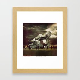 Eulogy of LOVE Framed Art Print