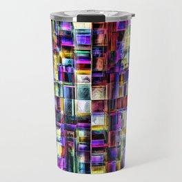 Digital Dimension Travel Mug
