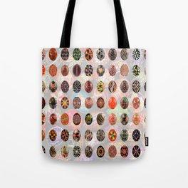 Pysanky Easter Eggs Tote Bag