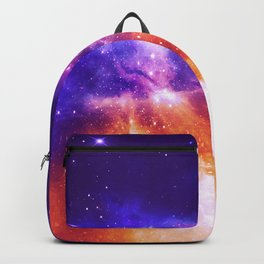 Stars & Flames Backpack