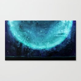 Sky of Wonder Canvas Print