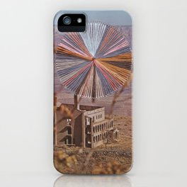 Come and Gone iPhone Case