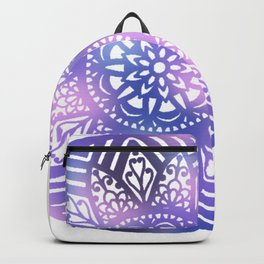 Dreamscape Mandala - LaurensColour Backpack