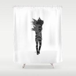 Courtrai - Untitled Fiir Shower Curtain