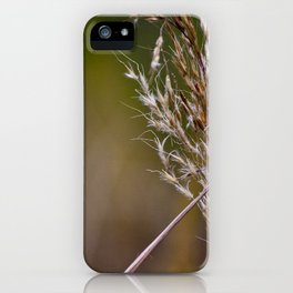 The Wind Blows through the Wheat iPhone Case