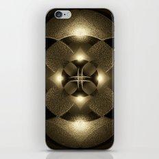 Luminous Mandala iPhone & iPod Skin