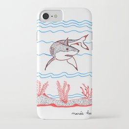 High Tide (Marée Haute) iPhone Case