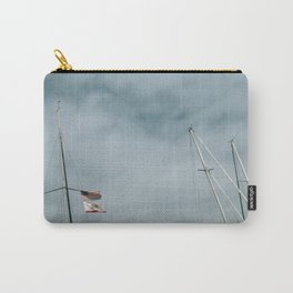Mast and Flags Carry-All Pouch
