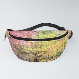 Watercolor Fall Fanny Pack