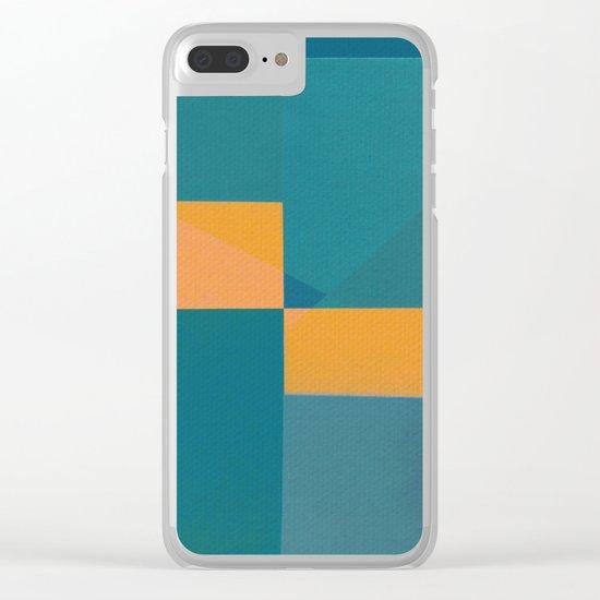 Sail Sand and Sun 2 Clear iPhone Case