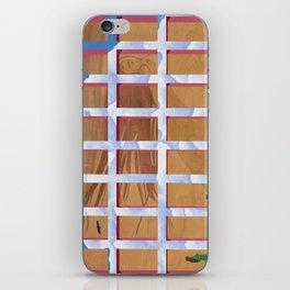 Departure iPhone Skin