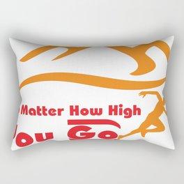 Go High Rectangular Pillow