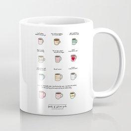 Coffee of Gilmore Girls Coffee Mug