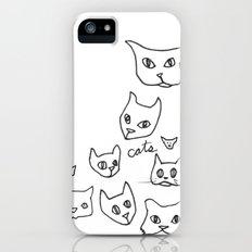 Cats Cat Slim Case iPhone (5, 5s)