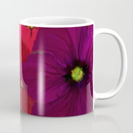 Surfinie and anemones Coffee Mug