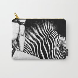 asc 705 - La cavalière Mang (Do you see what I see?) Carry-All Pouch