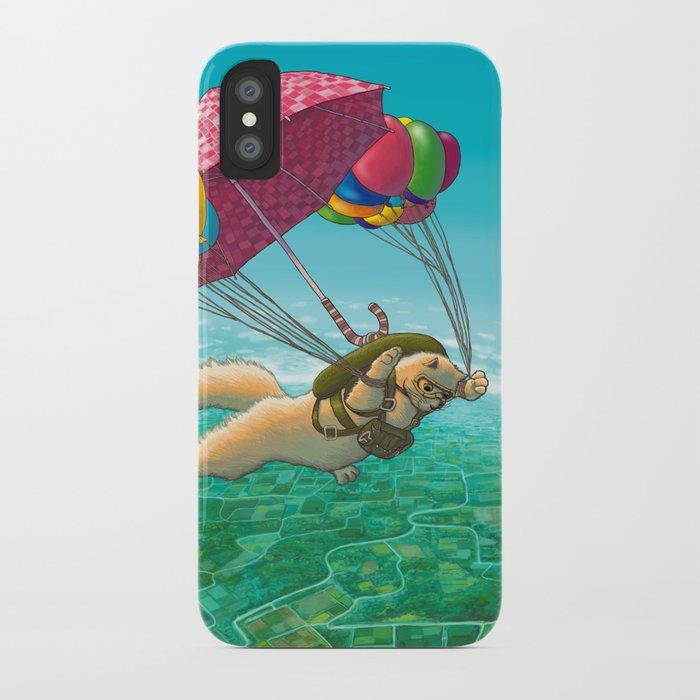 PARACHUTE iPhone Case
