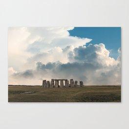 Stonehenge III Canvas Print