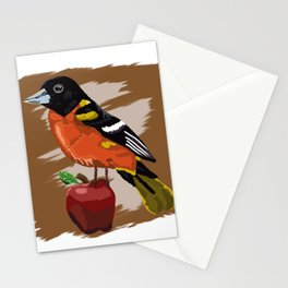 Oriole - Midwest Bird Series Stationery Cards