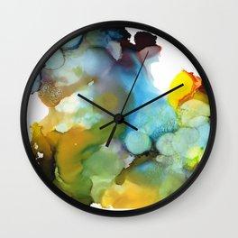 September Morn' Wall Clock