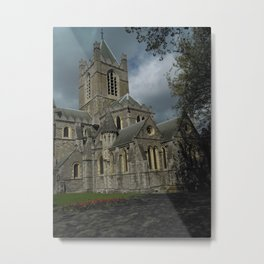 Christchurch 1 Metal Print