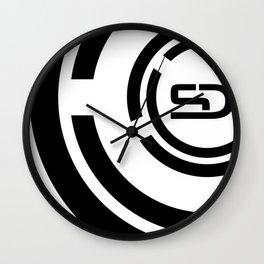 syk designz Wall Clock