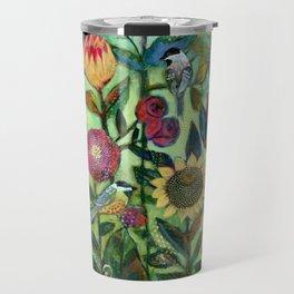 Garden Santuary Travel Mug