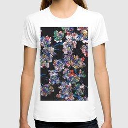 Rubino Flower Trash T-shirt