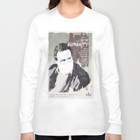 seinfeld Long Sleeve T-shirts featuring For Seinfeld Fans pt.3 by Alain Cheung