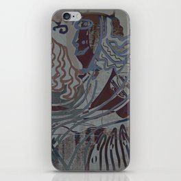 The Piano Girl 2 / Memories / Follies Collection iPhone Skin
