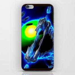 Scifi 1 iPhone Skin
