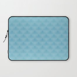 Softened Geometry 2 Laptop Sleeve