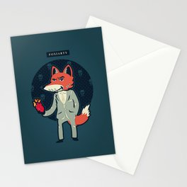 Foxiarty Stationery Cards