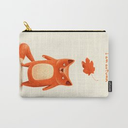 I am autumn (2) Carry-All Pouch