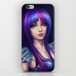 Twilight Sparkle iPhone Skin
