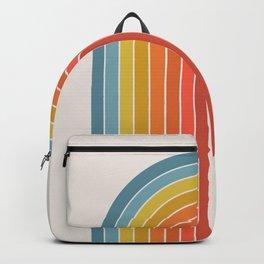 Gradient Arch - Rainbow II Backpack