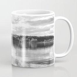 Reflections On A Lake #decor #society6 Coffee Mug