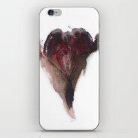 vagina iPhone & iPod Skins featuring AshleyLane's Vagina Print No.3 by Nipples of Venus