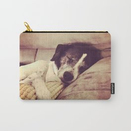 Dog Dreaming Carry-All Pouch
