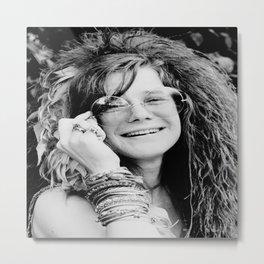 Janis#Joplin Music Star Music canvas poster Classic Canvas Poster Bedroom Metal Print