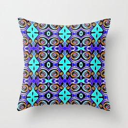 Art ~ Colours That Pop Throw Pillow