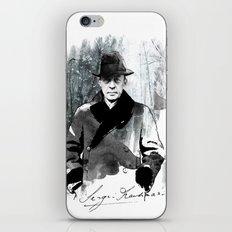 Rachmaninoff iPhone & iPod Skin