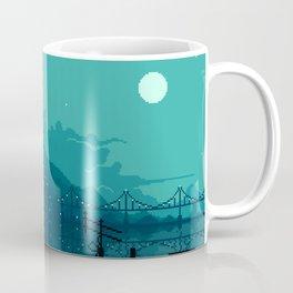 Dark Harbor Coffee Mug