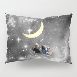 Moon Swing Pillow Sham